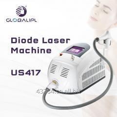 3 Wavelengths Diode Laser Hair Removal Machine
