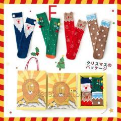 Santa Claus Socks Box Sets