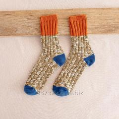 Mens Knit Socks