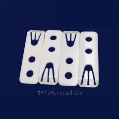 Wear resistance alumina zirconia ceramic flange