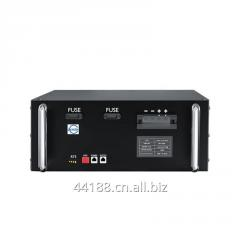 48V 100ah LiFePO4 Lithium Iron Battery Pack for