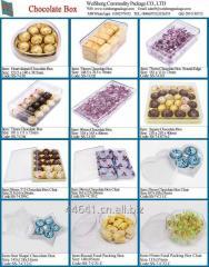Cutii pentru ciocolată