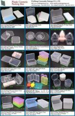 Weisheng Plastic Small Customize Storage Case
