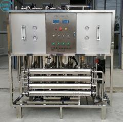 SUS304/316L Double RO Water Purification Machine