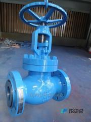 ZIPO API cast steel globe valve