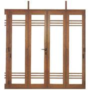 六扇折叠门