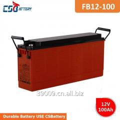Csbattery 12V 100ah Hot-Sale Gel Battery for