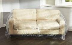 Plastic Couch Cover for Pets Sofa Cover