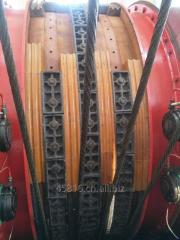 GDM326 Koepe Liners