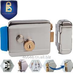 Security House Wooden Door Electric Lock
