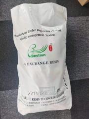 Geniposide extraction resin