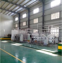 Производственная линия для производства целлюлозы