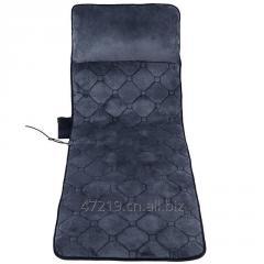 Luxury kneading vibrating heating massage mattress
