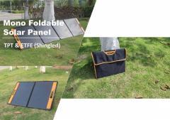 60W-300W Shingled Foldable Solar Panels
