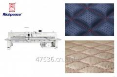 Richpeace automatic punching, embroidery and