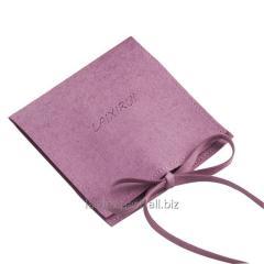 Custom luxury jewelry box accessories purple color