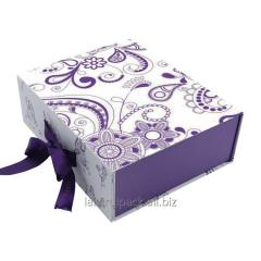 Bespoke high quality luxury shoes packaging box