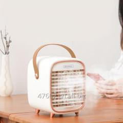 New Rechargeable Mini Air Conditioner Cooling Air