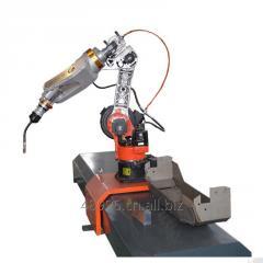 Genius Robotics: сварочный робот