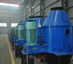 Mineral Industrial Vertical Centrifuge Machine