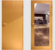 木纹钢质门