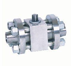 3块式高压对焊球阀(Q61N-160, 320)