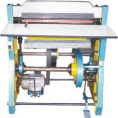 Semi-automatic Paper Punching Machine