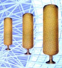 抗喷阻型消声器