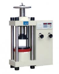 YES-2000压力试验机