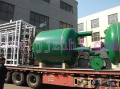 Equipment for manufacture of tin