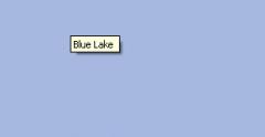 Эпоксидно полиэфирной порошковой краской Синий