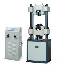 WE 液晶屏显示 液压万能试验机