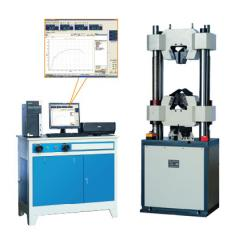 WEW 微机屏显液压万能试验机