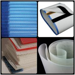 Polyester dryer fabrics, helix fabric, forming