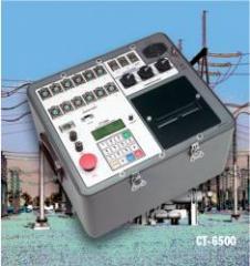 CT-6500TM 断路器时间机械特性测试仪