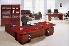 办公家具-大班台 LY-SM008