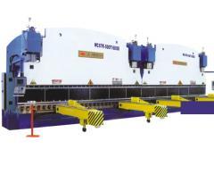 2-WC67K系列双机联动数控板料折弯机
