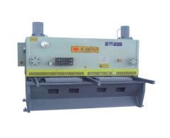 QC11Y(K)系列液压闸式(数控)剪板机