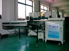 FS-CNCF数控片状连续冲裁精密型油压半/全裁断模切机