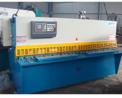 QC12Y-4X2500液压摆式剪板机