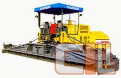 常林摊铺机系列-LTU90