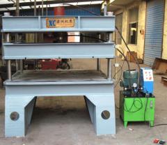 YQ32系列 50T三梁四柱液压机(超大大工作台)