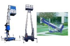 Self-propelled aerial platforms
