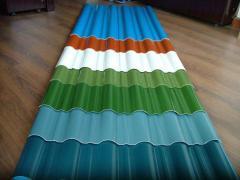 彩色压型板