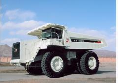 TR100自卸汽车