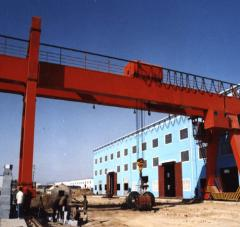 Cranes, full gantry