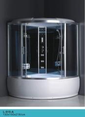 Embedded sanitary equipment