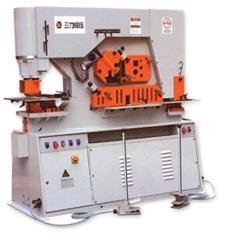 Q35Y系列液压联合冲剪机