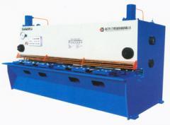 QC11Y(K)液压闸式剪板机