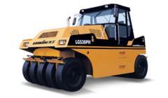 轮胎压路机整机  LG530PH